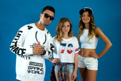 Rassell un Sabīnei Berezinai jauns video un dziesma ''Lai nes nost''.